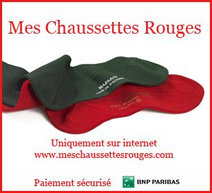 Mes Chaussettes Rouges